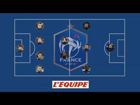 De Koscielny à Payet en passant par Rabiot, l'équipe-type des absents du Mondial - Foot - Bleus