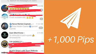 Forex Telegram Groups Youtube