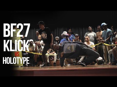 Klick vs Holotype |BattleFest 27