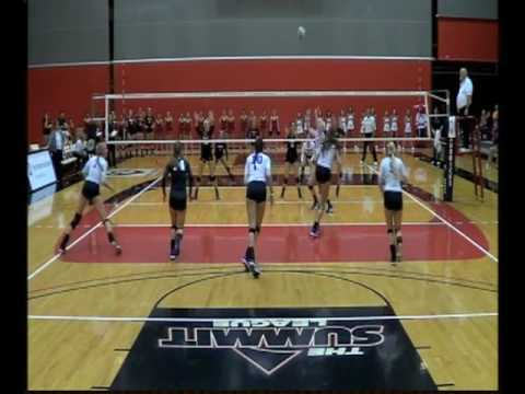 Hailie Ripley Volleyball Highlights