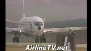 Best Boeing 707 video clip on YouTube! Crank up the volume!