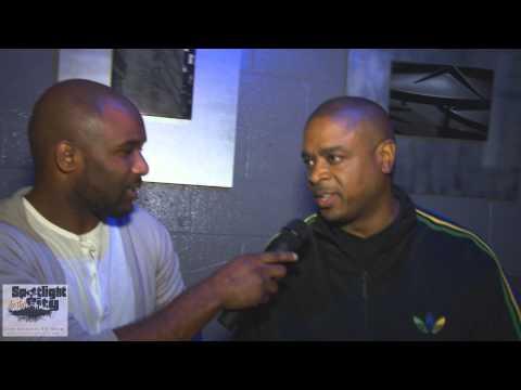 Dj Eddie F  interviews on Spotlight in the City at Music Atlanta Conference