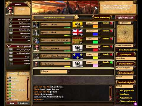 KönigErik - Age of Empires 3: The Asian Dynasties - 4 nice Teamgames!