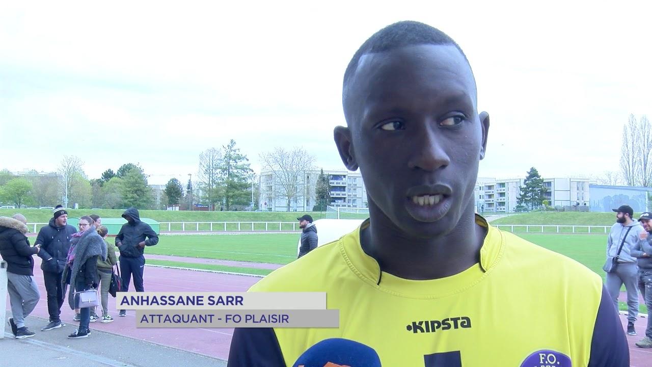Yvelines | Football : Plaisir perd en 1/2 finale de coupe des Yvelines