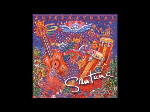Santana - Smooth ft Rob Thomas (1 Hour Gapless Classic Rock)