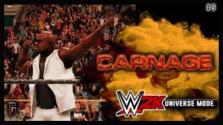 "WWE 2K - Universe Mode - WWE Carnage #5 - ""Daddy's Home!"" (221)"