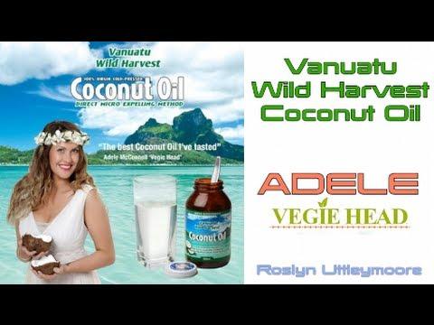 Vanuatu Wild Harvest Coconut Oil Fair Trade Health Benefits