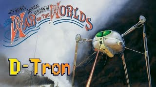 D-Tron - Jeff Wayne's The War of the Worlds (Война Миров на PS1)