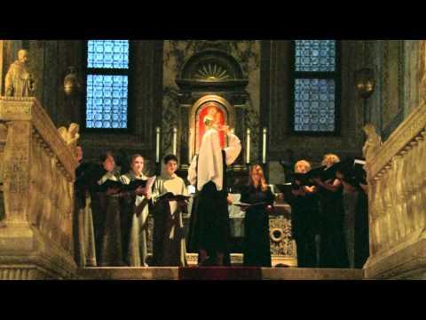 MYSTERIUM SALUTIS - Canto Gregoriano femminile a Venezia