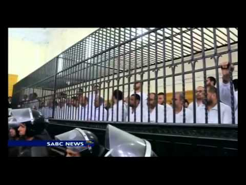 Muslim Brotherhood murder convict executed