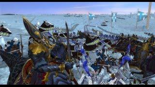 elves dark vs warhammer call times end beginning