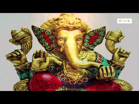Mahaganapathi by Partha Sarathy || Lord Vinayaka Telugu Devotional || 2015