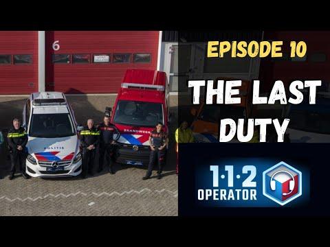112 Operator - The Last Duty - #10 (Final Episode)