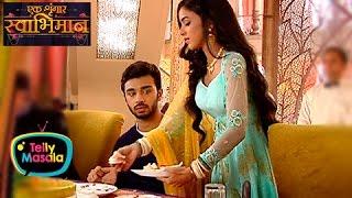 karan changes himself to make naina happy ek shringaar swabhimaan tellymasala