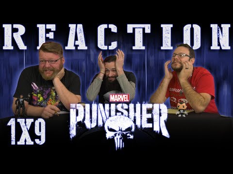 "Marvel's The Punisher 1x9 REACTION!! ""Front Toward Enemy"""