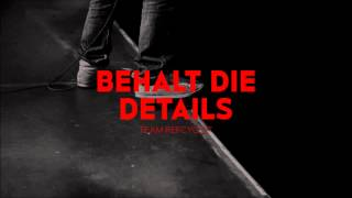 Refpolk / Team Refcyclet: Behalt die Details