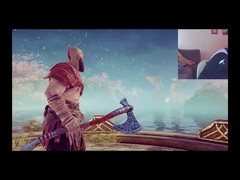 God Of War 4 Walkthrough Gameplay Part 8 Light Of Alfheim