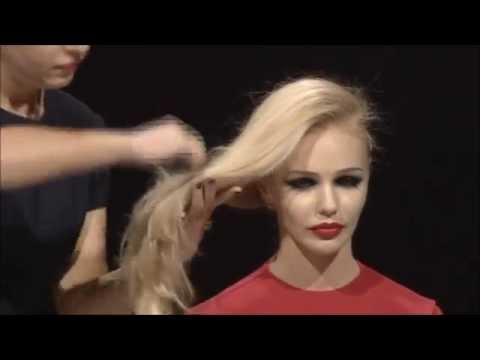Haute Coiffure Francaise Collection Arty 02 Youtube