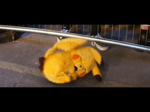Покемон. Детектив Пикачу: Битва на арене / 1080p, Дубляж