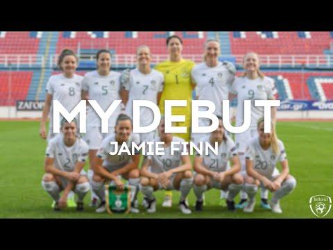 MY DEBUT | Jamie Finn