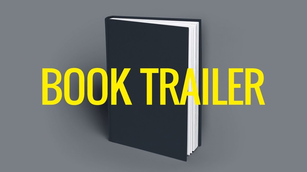Create Your First Book Trailer