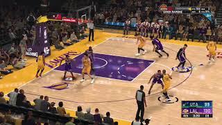 """NBA 2K20 107 POINT GAME!!! """"BREAKING WILT CHAMBERLAIN'S 100 POINT RECORD ON MYCAREER"""""""
