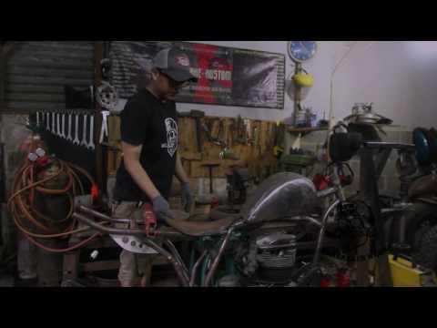 Garage Life : Bapake Kustom