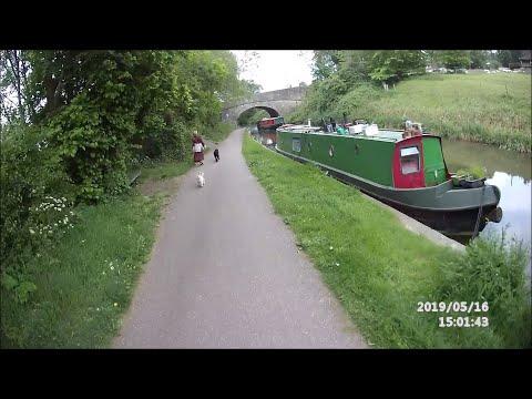 Cycling Bath To Trowbridge Along The Kennet & Avon Canal