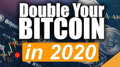 Best Way Double Your Bitcoin in 2020 (Best Crypto Trading App)