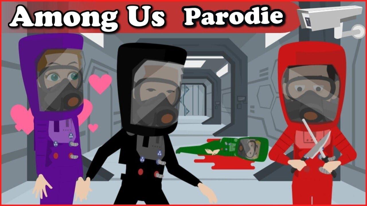 AMONG US (Parodie Animată)