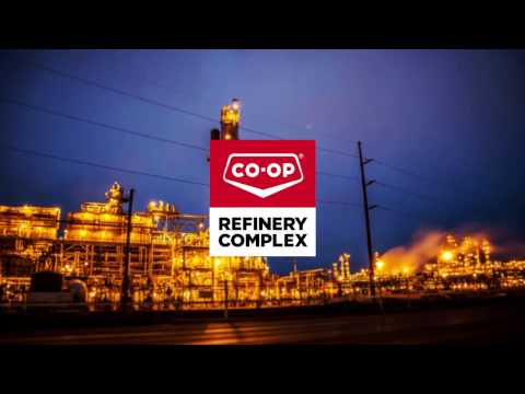 Co-op Refinery Complex - Fuelling the Regina Economy