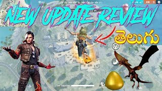 Free Fire March New Update Katana Wapon, New Emotes, Hayato Character, Review in Telugu