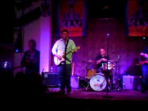 Max Jeffrey & The Explosions @ The Slippery Noodle Inn Blues Jam, 8/15/12, #1