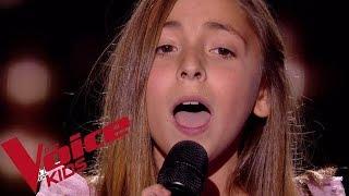 Lucio Dalla - Caruso | Maëlyss | The Voice Kids France 2018 | Blind Audition