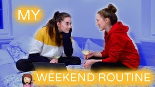 MY WEEKEND ROUTINE | Andy Coconut