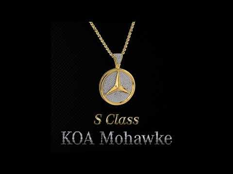 Koa Mohawke - S Class (2018)