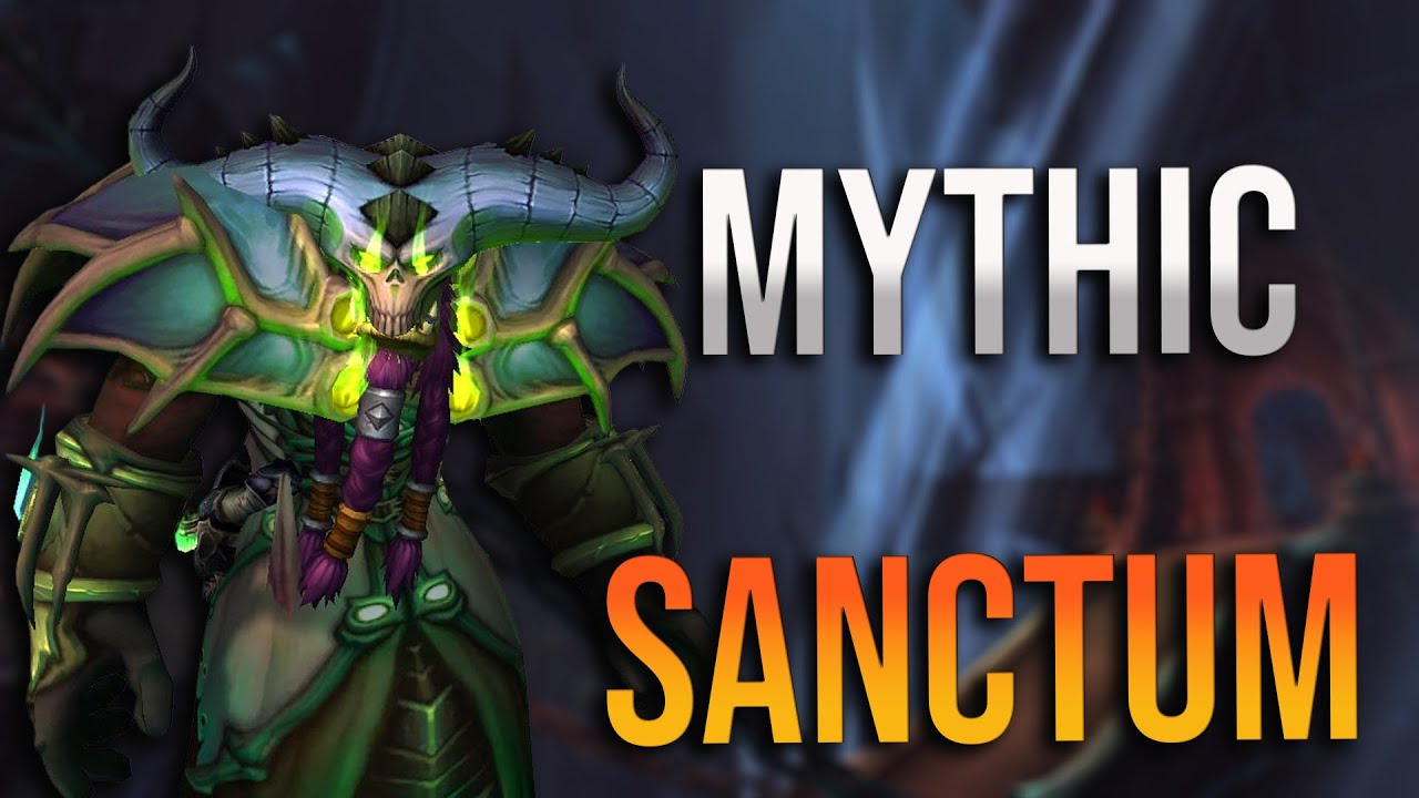 Mythic Sanctum of Domination Warlock Review and What Legendary To Upgrade First!