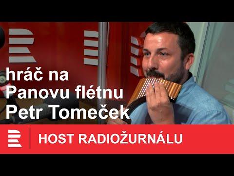 Petr Tomeček: Od renesance k popu. Repertoár pro Panovu flétnu je bohatý