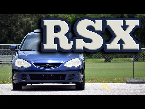 Regular Car Reviews: 2004 Acura RSX