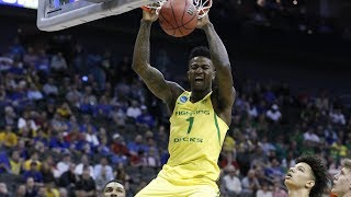 Jordan Bell becomes third Oregon alum to win NBA title as player