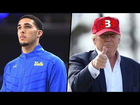 Trump Told China's President To FREE LIANGELO BALL! UCLA Players Still Being Held In China!