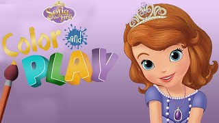 Sofia the First Color and Play: Sofia