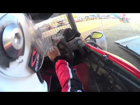 POV Rallycross! A night racing against crosskarts with Kevin Madsen at Perris Auto Speedway!