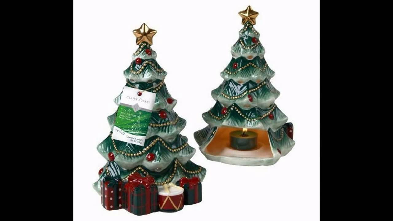 Ceramic Christmas Tree Decorations.Ceramic Christmas Tree Decorations