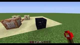 Minecraft 1.8.. Kırınca Tekrar Gelen Bloklar!