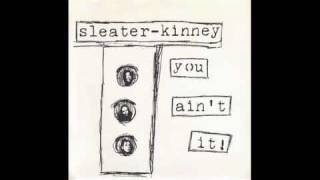 Watch SleaterKinney Surf Song video