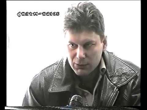 Интервью у Юрия Клинских в Омске (Музыкальный насос)