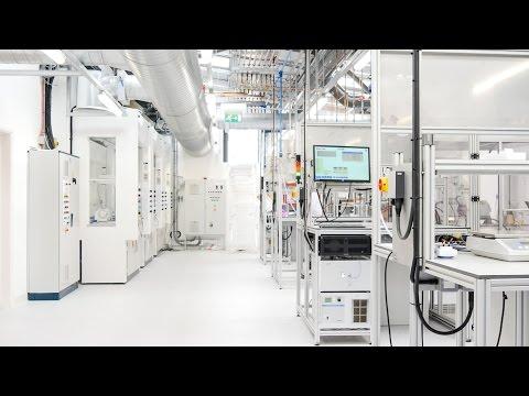 FGV Cambridge Nanosystems - Graphene