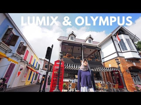 OLYMPUS OM-D EM10 mark II + Lumix 7-14mm Hasil Istimewa