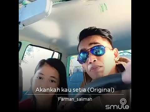 D'cost Band - AkanKah Kau Setia original smule [ Farman Salimah Duet Futery Nasrina ]